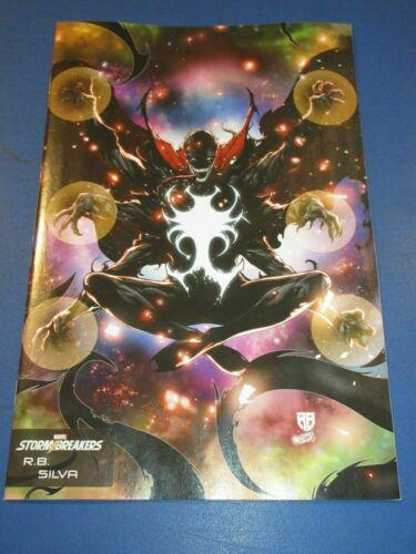Death of Dr. Strange #2 Silva Variant NM Gem Wow