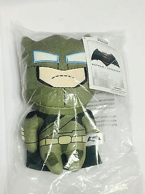 Kidrobot BATMAN VS SUPERMAN ARMORED BATMAN Dog Plush Toy Loot Pets Crate