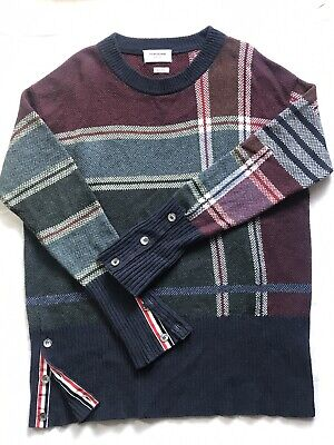 mens thom browne Sweater Oversized Immaculate L/ XL