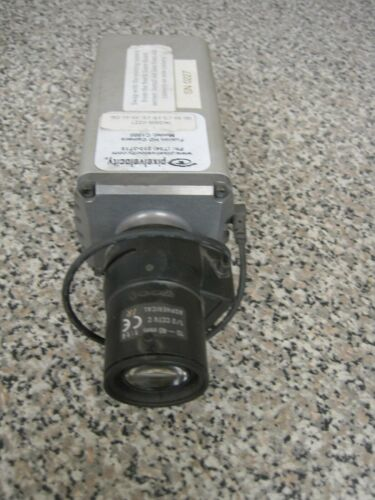 Pixelvelocity C1000 Fusion HD Surveillance Camera W/Tamron 12VG1040ASIR-SQ Lens
