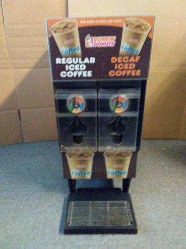 BUNN  ICDD-3  COFFEE/TEA HOLDER/DISPENSER W/ 3GAL TANK