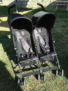 Maclaren Twin Triumph Stroller Highgate Hill Brisbane South West Preview