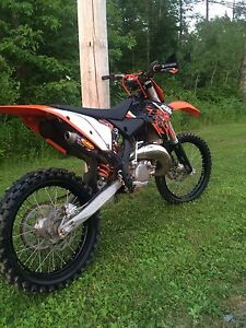 MINT 2009 KTM 125SX SELL OR TRADE