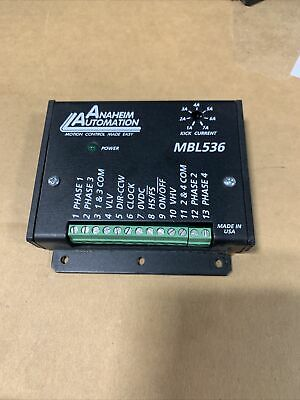 Anaheim Automation Mbl536 Bi-level Step Motor Driver