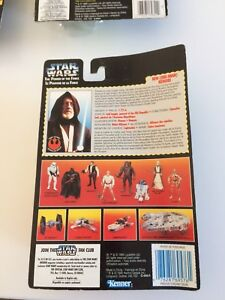 Six Star Wars Action Figures for Sale