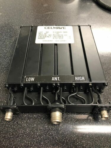 Duplexer 4533 440 MHz to 445 MHz
