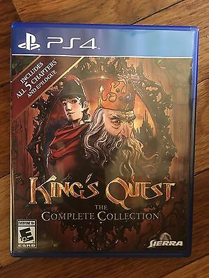 King's Quest: Complete Collection (Sony PlayStation 4)USED