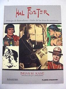 Biblioteca-Grandes-del-comic-Hal-Foster-Ed-Planeta-2006