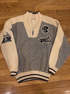 Kansai Yamamoto O2 1980's Vintage Rare Sweater Patches Size Medium
