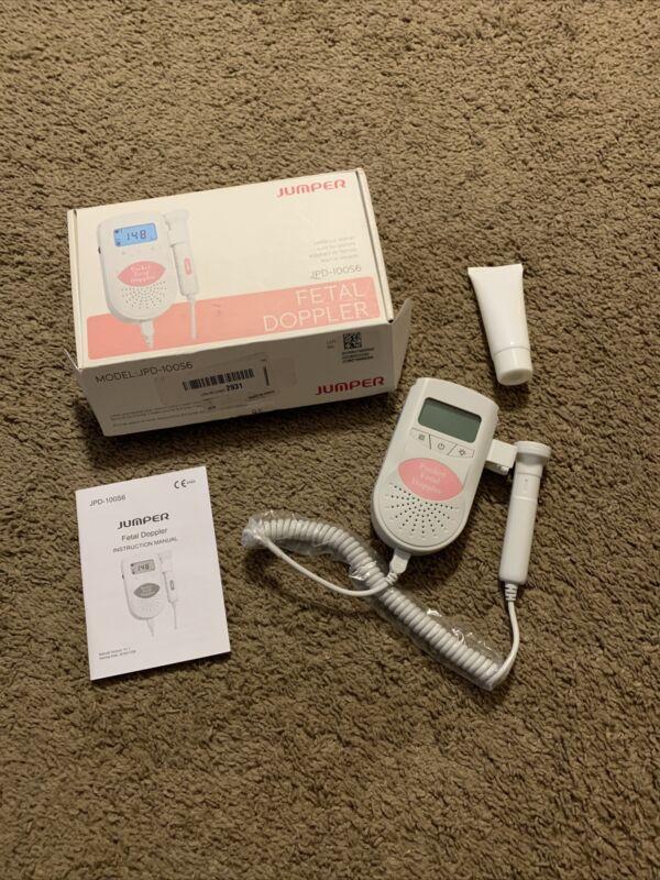 Jumper Easy@Home Fetal Doppler - #JPD-100S6