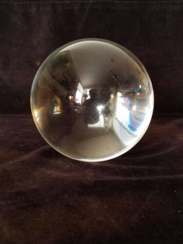 Crystal Silica Orb 150mm