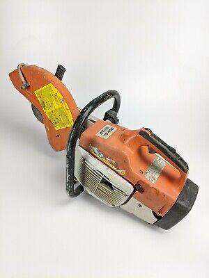 Stihl Model Ts 400 Cut-off Saw Ts400 14concrete Chop Saw