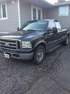 Turbo diesel 6.0 power stroke