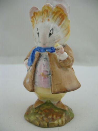 Beswick Beatrix Potter Figurine: Amiable Guinea-Pig BP-3a
