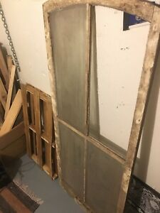 "Barn window $10.      65""x28"""