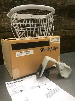Welch Allyn 4701-62 Wall Mount And Basket For Spot Spot Lxi Cvsm Vital Signs
