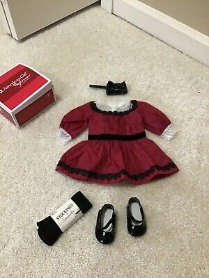 American Girl Doll Retired Samantha's Outfit Set BRAND NEW Perfect 4 Gift
