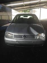 Volkswagen Golf 2002 Auto NEEDS INSPECTION FOR REGO Seaton Charles Sturt Area Preview