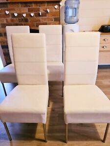 Dining Chairs Excellent Condition Reduced to $80 for the Lot