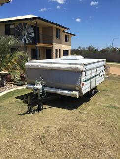 Jayco Finch Wind Up Camper Gracemere Rockhampton City Preview