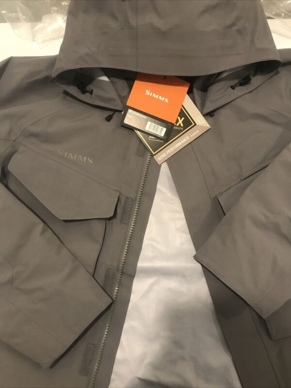 Simms Guide Wading Jacket, Men's Large. -*New*-