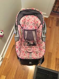 Free car seat and base