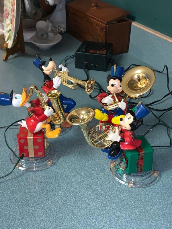 Mickey Mouse Brass Band Plays 21 Carols