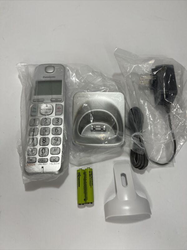 NEW Panasonic KX-TGEA40S KX-TGEA40 DECT 6.0 Plus Additional Expansion Handset