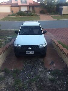 2008 Mitsubishi Triton Ocean Reef Joondalup Area Preview