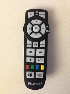 Dodge UConnect Blu-Ray/DVD Remote