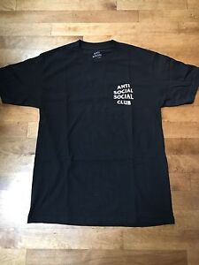 Anti Social Social Club shirts