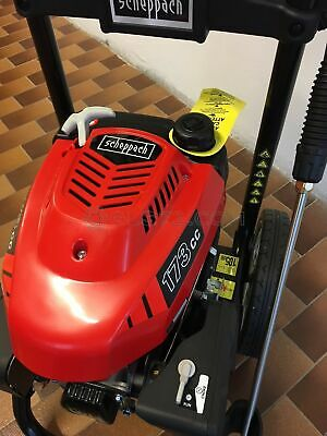 PETROL HIGH PRESSURE CLEANER 4 STROKE 200BAR 3,2kW 173cc SCHEPPACH HCP2600