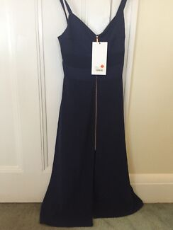 GINGER & SMART navy dress Neutral Bay North Sydney Area Preview