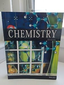 FANTASTIC DEAL CHEMISTRY BLACKMAN 3RD EDITION Soldiers Point Port Stephens Area Preview