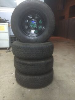 Hilux wheels Condell Park Bankstown Area Preview