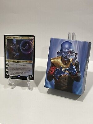 Magic The Gathering: NM DOVIN Planeswalker Deck (no Arena Code Or Boosters)