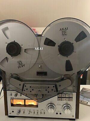 Excellent condition. AKAI GX-635D AUTO-REVERSE
