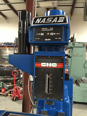 Cnc Vertical Milling Machine By Nasa