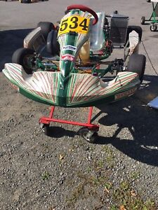 Tony Kart w/ DD2 engine