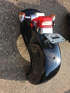 Rear Fender 2005 Suzuki Boulevard C50