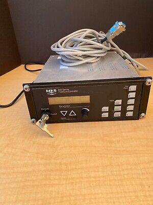 Mks Instruments 600 Series Pressure Controller 651cd2s1n Semiconductor Equipment