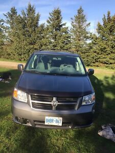 2009 Dodge Grand Caravan Safetied n E tested