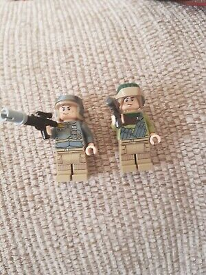 Lego Star Wars Rebel Troopers