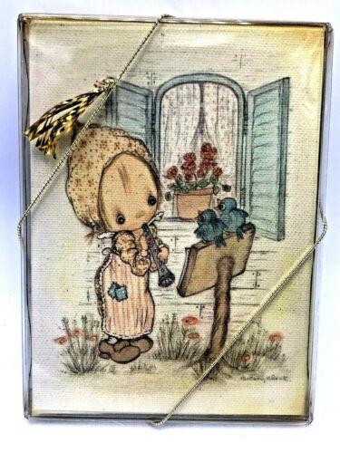 "Hallmark Miniature Gallery Canvas Art Print  BETSEY CLARK ""Nature"