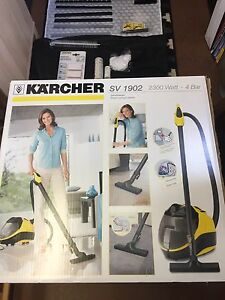 Karcher SV 1902 Vacuum / steam multi surface cleaner Croydon Burwood Area Preview