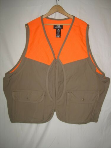 Mossy Oak Blaze Orange Pheasant Hunting Vest 2XL Upland Grouse NEW
