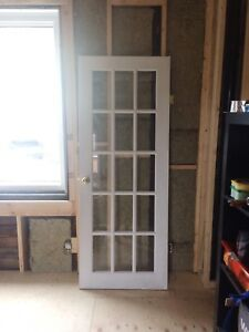French Door - Solid Wood