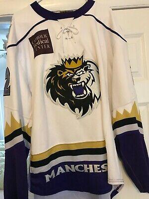 2ae89a13000da 2007-09 AHL NHL MANCHESTER MONARCHS DAVIS DREWISKE