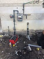 GAS FITTING & HEATING