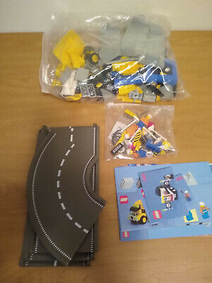 Lego 6600 Highway Construction Complete with Instructions